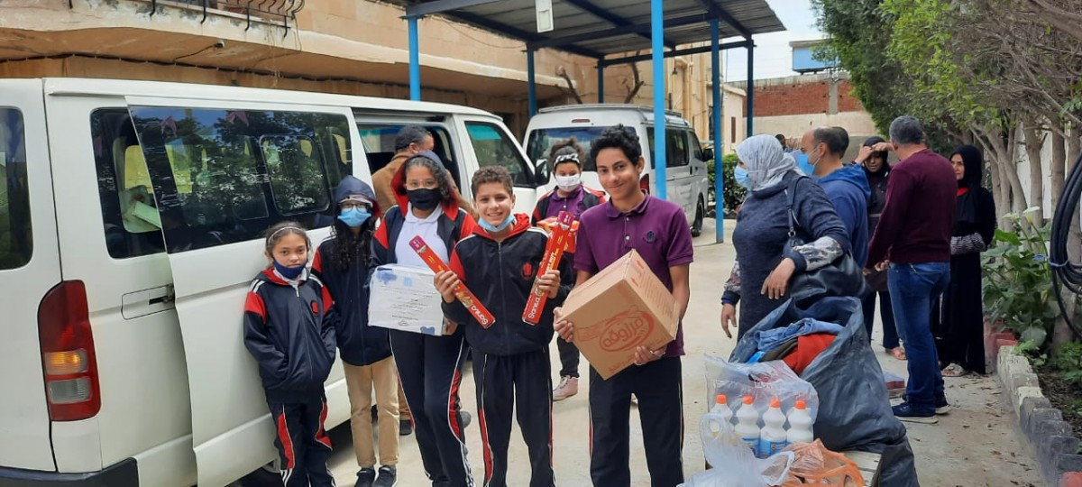 EMS Charity work visits